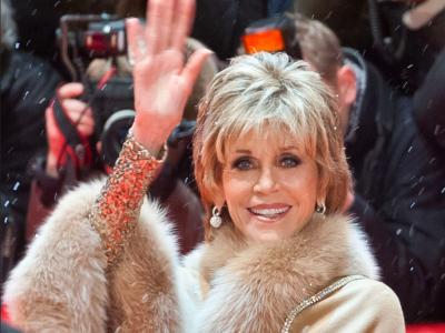 Jane Fonda Festival de Cannes