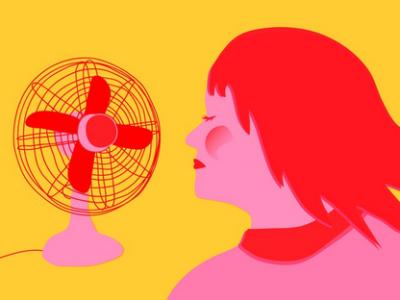 Capture Twitter BBC Woman's Hour - La ménopause sur les lieux de travail
