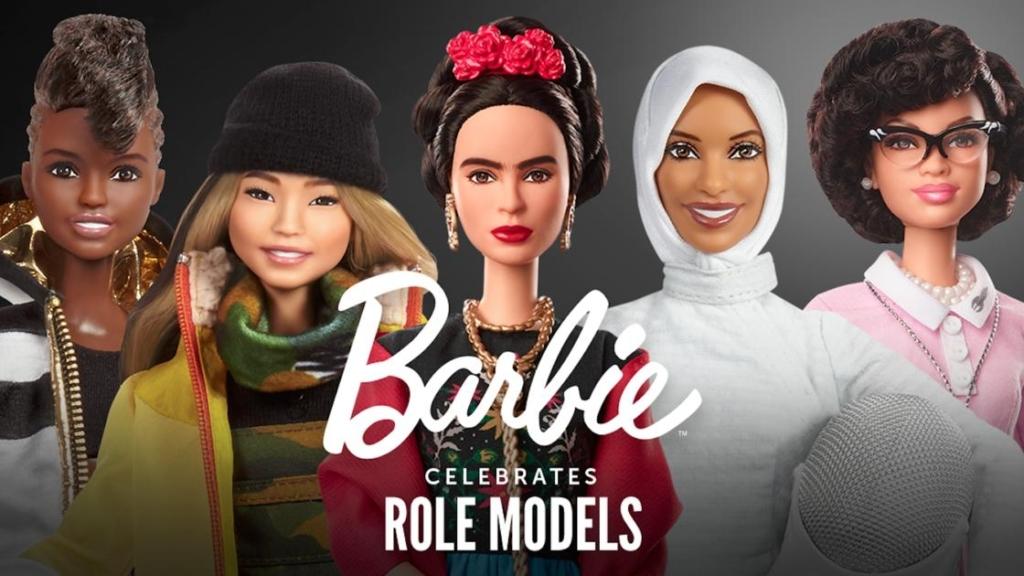 A 59 Barbie est enfin féministe