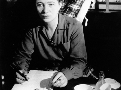 Simone_de_Beauvoir_Pleiade_editions