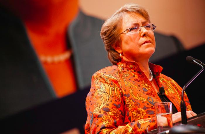 jaipiscineavecsimone_le_grand_bain_Michelle_Bachelet_ONU