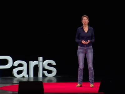 Jaipiscineaavecsimone_Capture video TED X Paris_Odile_Fillod