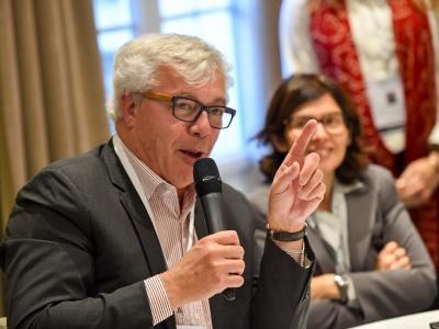 Olivier Fleurot Senoir Vice President de Publcis Groupe voque la place des femmes dans l'entreprise