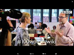 Capture écran Twitter BBC