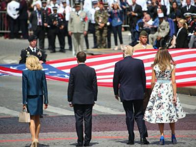 Capture Instagram Emmanuel Macron