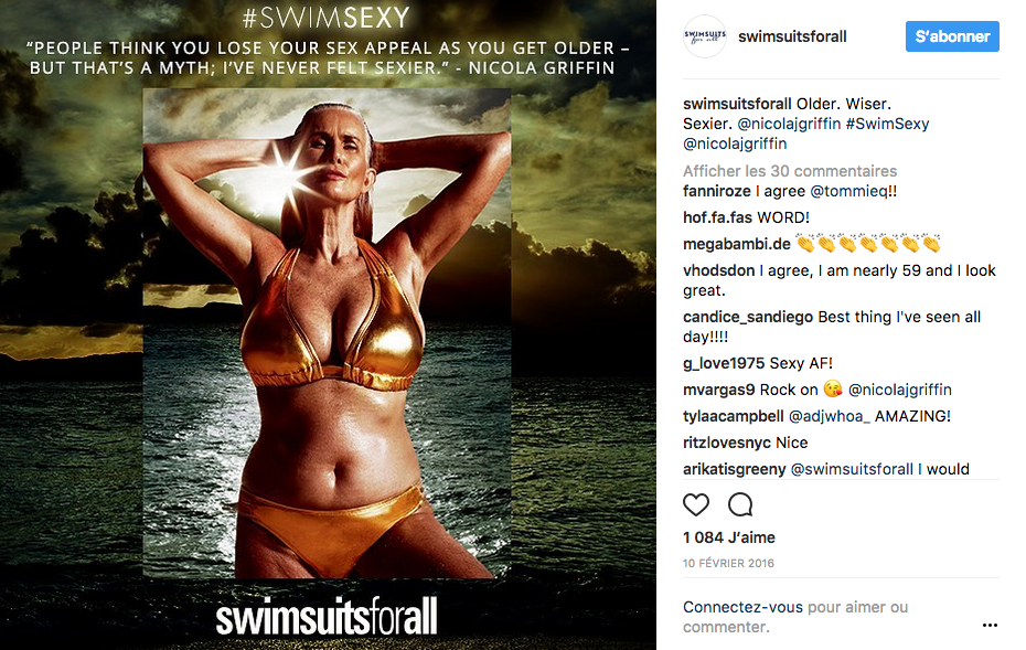 Capture instagram Swimsuitsforall