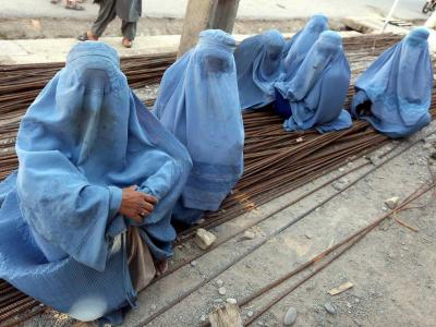 Capture d'écran Twitter -Afghanes
