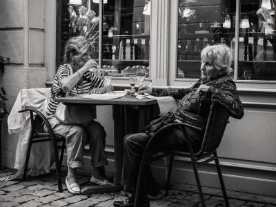 Le vieillissement le nouvel eldorado des consommateurs©jez-timms