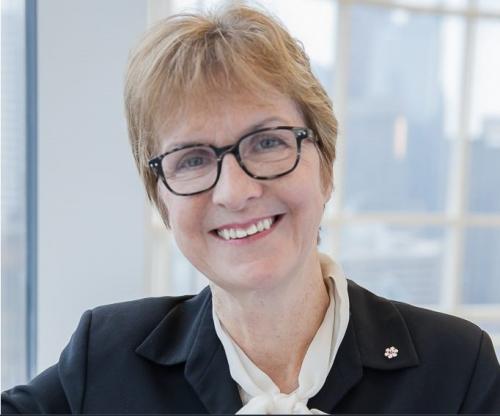5 femmes d'influence à suivre en 2018 - Janet Rossant capture Twitter