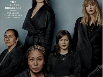 Personnalité de l'année 2017 Time Magazine
