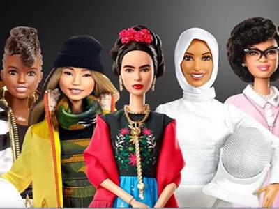 "Instagram Mattel - Barbie ""Femmes inspirantes"""