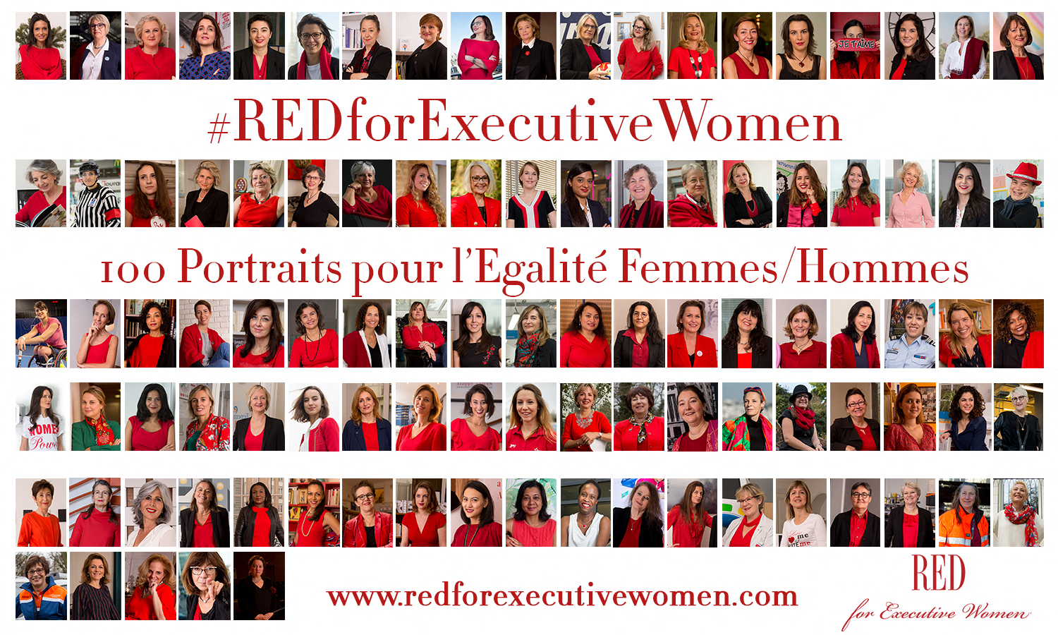 ©Gaël Dupret, France, RED for Executive Women