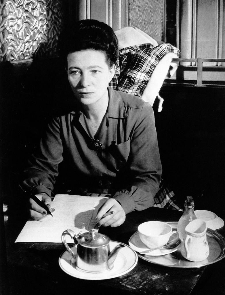 Simone_de_Beauvoir_Pleiade_editions
