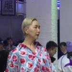 """Capture vidéo AFP """"A Shangaï la mode n'a pas d'âge pour les mannequins"""""""