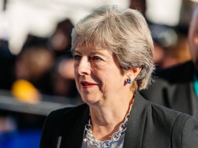 Theresa May Première Ministre démissionnaire de Grande Bretagne