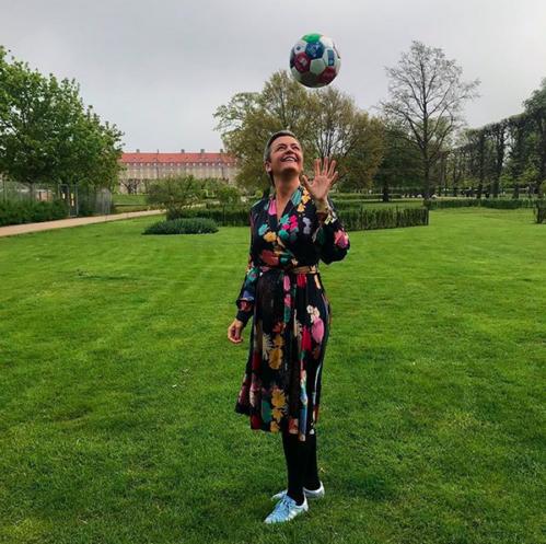 Capture compte Instagram Margrethe Vestager