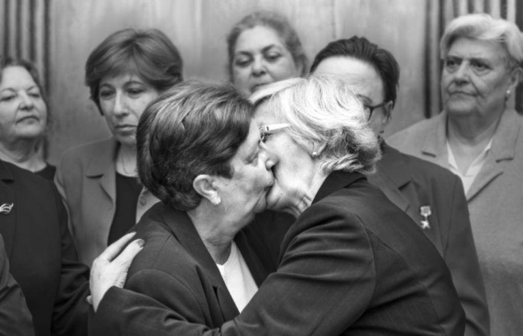 the Kiss Brejnev Honecker ©Ana Amado