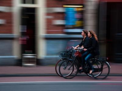photo d'illustration femmes à vélo