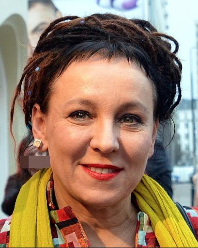 Olga Tokarczuk_Prix_Nobel_litterature_2018