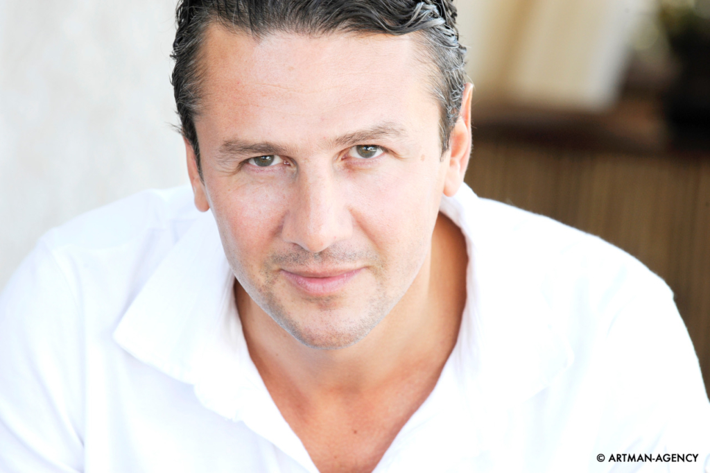 """Yves Hanania, co auteur """"le luxe demain"""""""