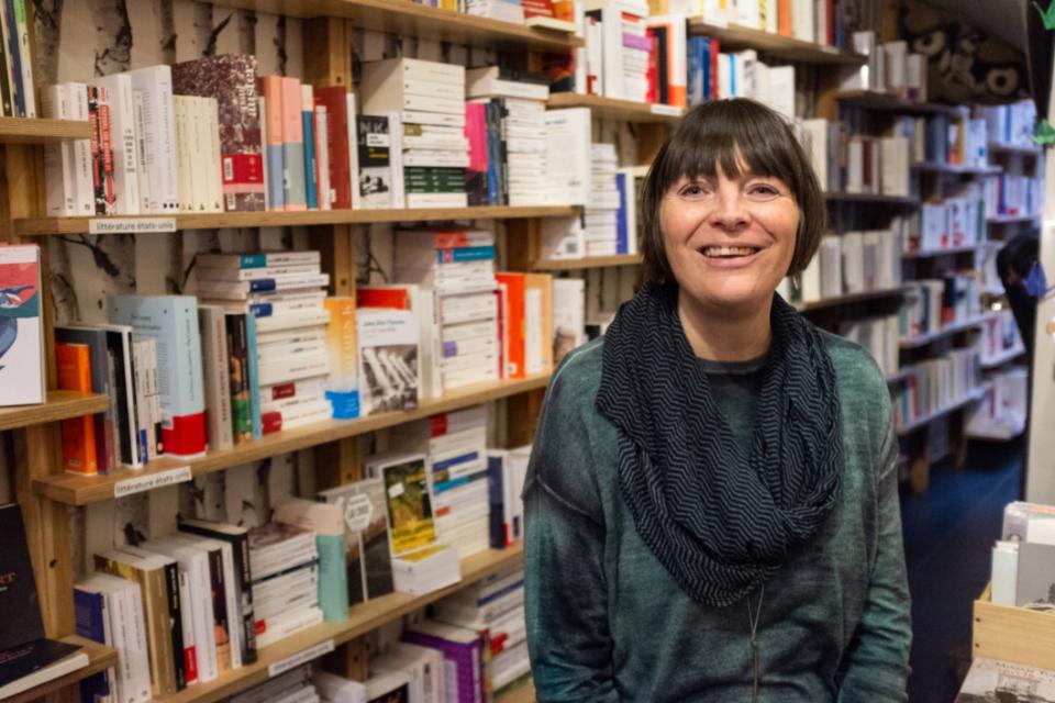 Ariane Herman librairie Tulitu