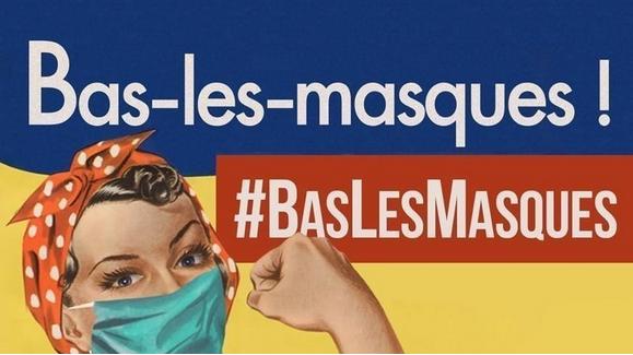 Le collectif de couturières Bas les Masques a lancé une pétition