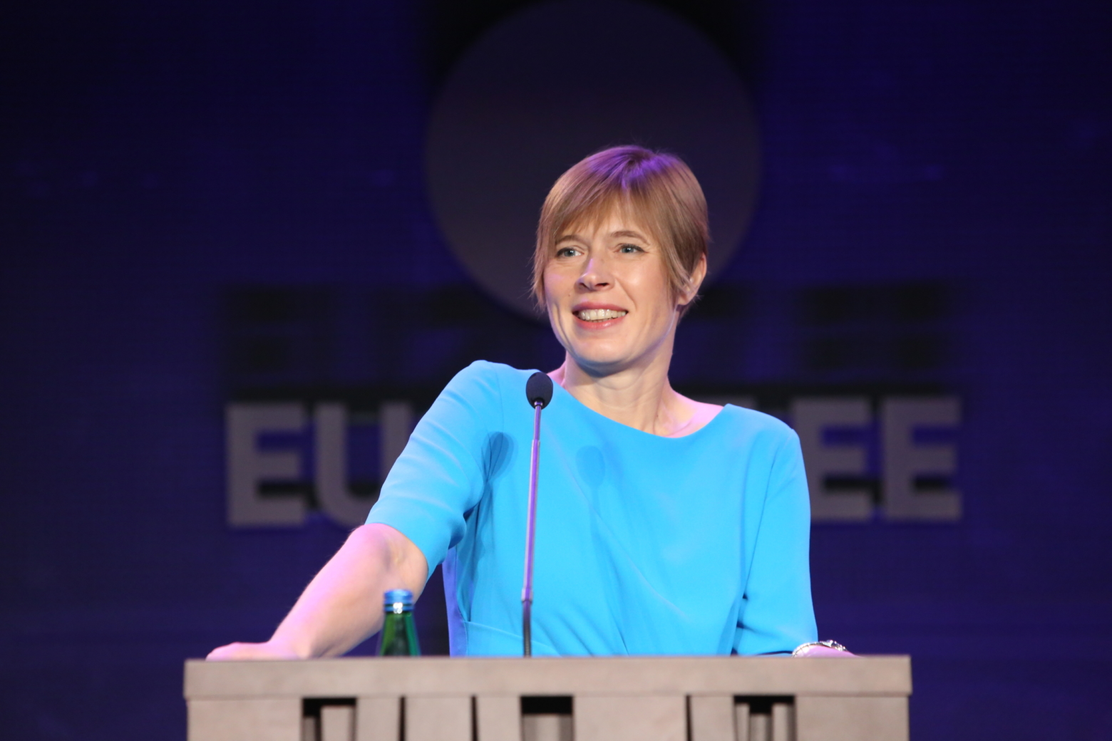 Kersti Kaljulaid ©Annika Haas (EU2017EE)