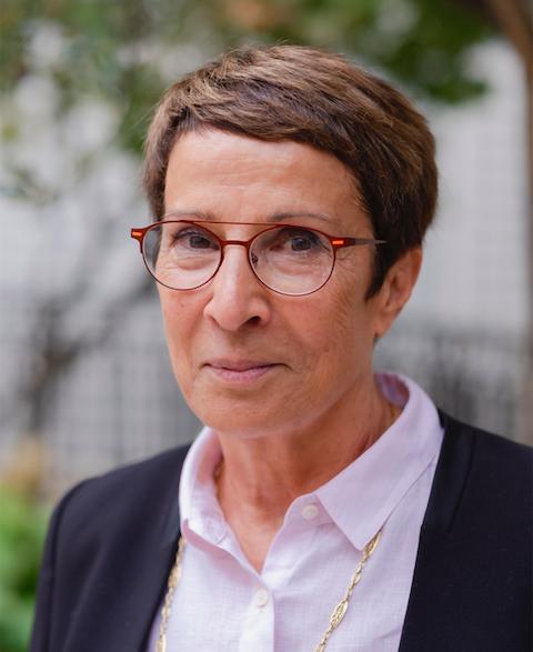 Francoise Baraquin présidente de l'association Action femmes Grand Sud