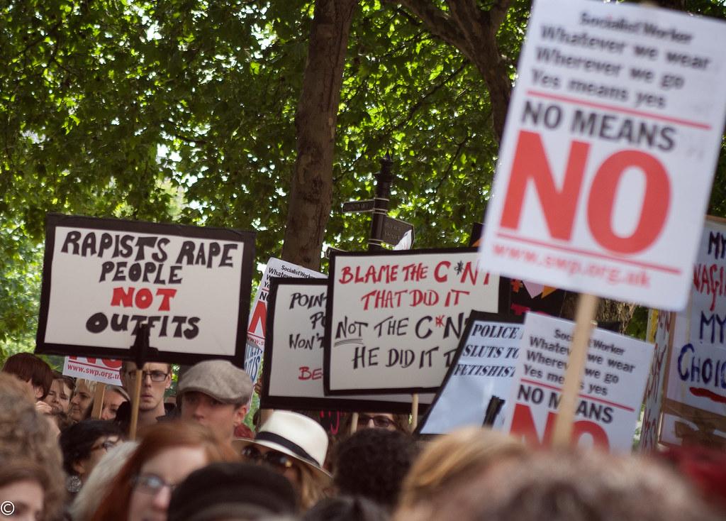 rapport britannique sur le viol