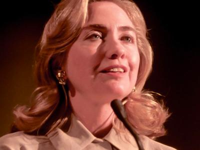 Hillary Clinton Pekin 1995