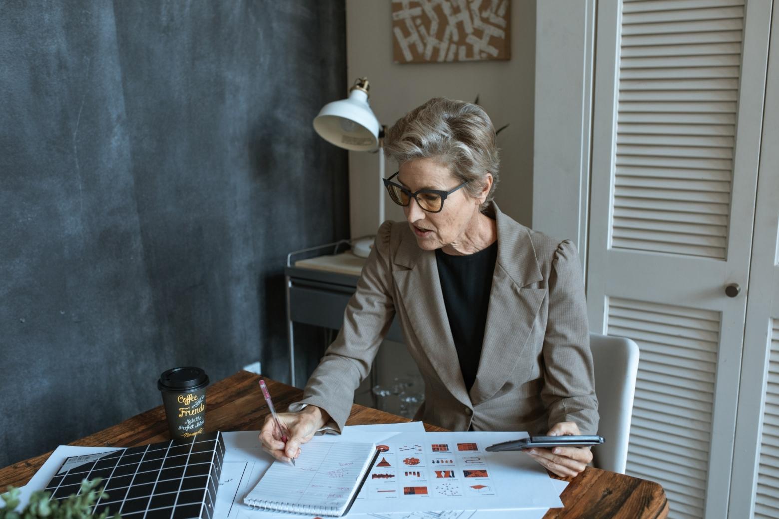 reforme retraite femme senior