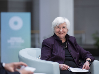 Janet Yellen secretaire au Trésor USA