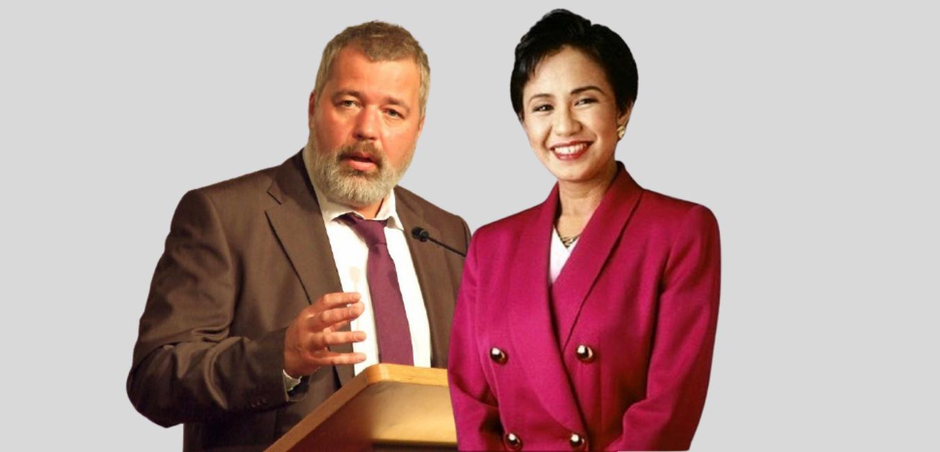 Prix Nobel de la paix 2021